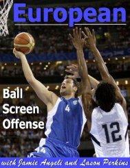 Ball screen offense basic - Hoops Plus, LLC.