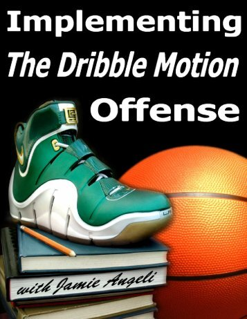 Dribble Motion Offence