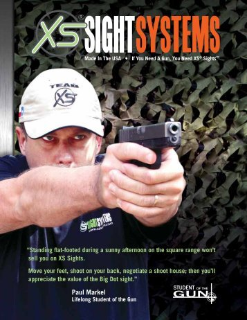 Download our catalog - XS Sight Systems