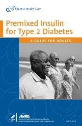 Premixed Insulin for Type 2 Diabetes - Hopkins CME Blog