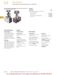 Keylock Switches, General Purpose/Heavy Duty—AC/DC - Klockner ...