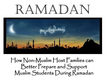 Islam & Muslims