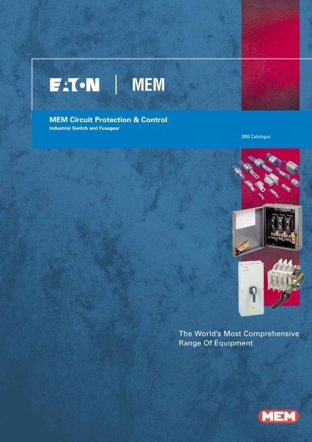 MEM Type M 20Amp Fuse Carrier 660v 20Amp Switch Fuse Carrier
