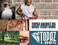 TOPAZ ADJUST V5 - Topaz Labs