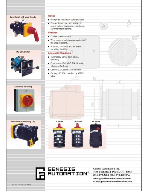 28 CAM  K Selector Switch Wiring Diagram on