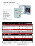 Selection and Application Guide Type VBII - Siemens - Page 5
