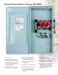 Selection and Application Guide Type VBII - Siemens - Page 6
