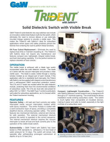 break down in solid dielectric Employing voltages above a few tens of volts is difficult without the use of heavy solid dielectric insulation commercial airliner power systems suffer from the same types of problems, and.