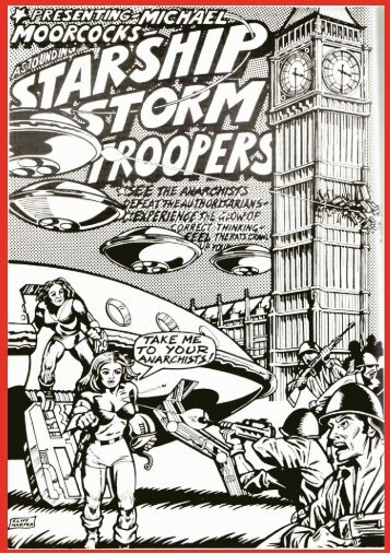 Starship Storm Troopers (Michael Moorcock) - Christie Books