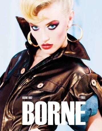 ISSUE 002 FREE - Borne Magazine