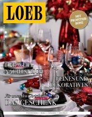 Das GeschenK - bei Loeb