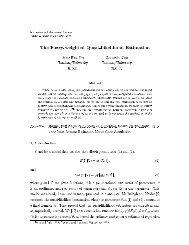 The Fuzzy-weighted Quasi-Likelihood Estimation - International ...