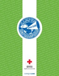 Campus Clubs Student Leadership Guide - American Red Cross