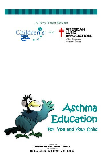 Asthma Booklet - English - PrimeWest Health