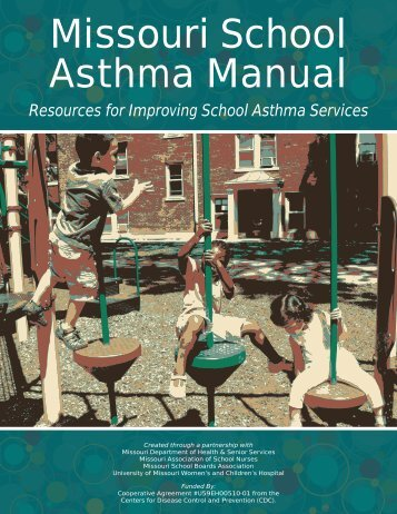 Missouri School Asthma Manual - Missouri Department of Health ...
