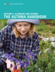 THE AsTHMA HANDBOOK