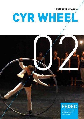 Instruction Manual for Cyr Wheel - Fedec