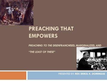 Preaching that Empowers.pdf - elmgrovebc.org