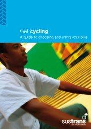 Get cycling - Sustrans