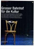 Via, Reisemagazin der SBB 2/2011 - Lokremise - Seite 4