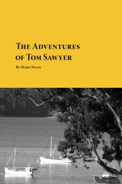 The Adventures of Tom Sawyer - Planet eBook