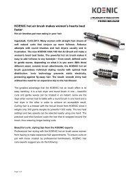 130312 Imtron KOENIC Hot Air Brush KHA 100 - Media-Saturn Group