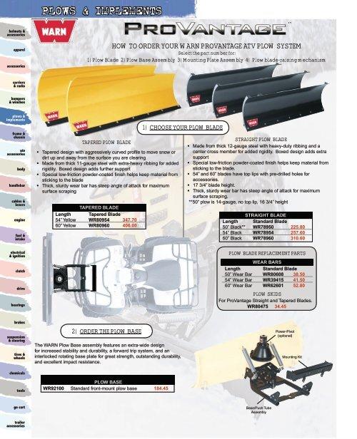 Warn ATV Vantage 2000 Winch w//Mount Honda Foreman ATV TRX500 Foreman 500 14-18