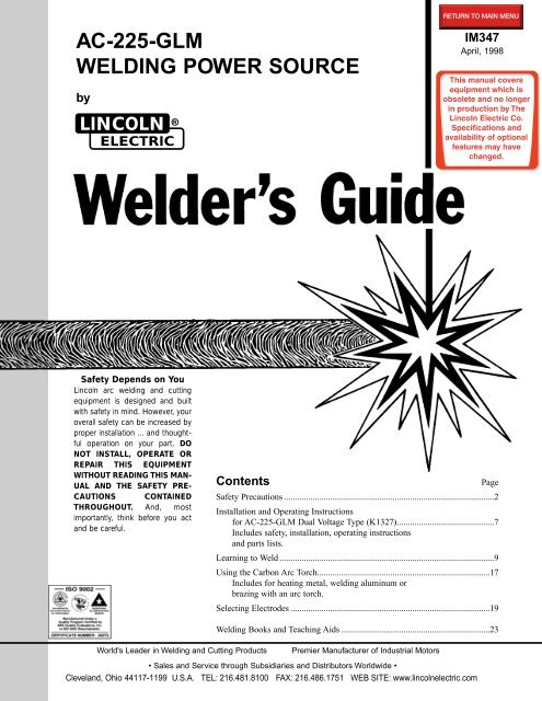 Lincoln Electric Ac 225 Arc Welder Wiring Diagram from img.yumpu.com
