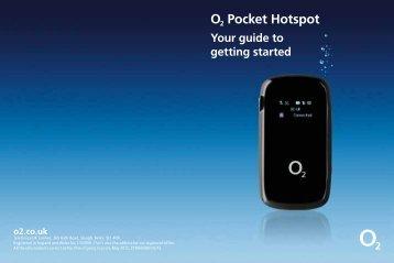 O2 Pocket Hotspot