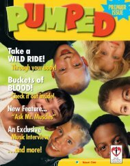 Pumped: version - 1 - Heart and Stroke Foundation of Canada