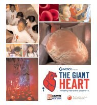 The Giant Heart - The Franklin Institute