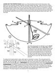Instructions for Setting up a Sioux Tipi (pdf - Nomadics Tipi Makers - Page 6
