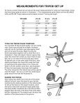 Instructions for Setting up a Sioux Tipi (pdf - Nomadics Tipi Makers - Page 7