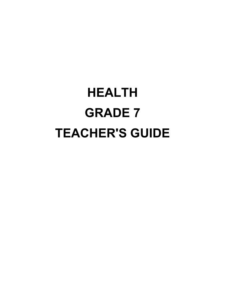grade 8 k 12 science teachers guide K-12 teacher's guide help teachers to expand their range of teaching techniques furthermore, it encourage teachers to think about the best conditions for developing literacy k-12 teacher's guide (tg) and learner's material (lm) are resources used in preparing daily lessons.