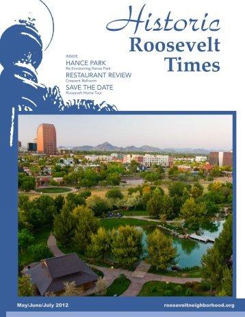 here it is - Phoenix - Roosevelt Neighborhood