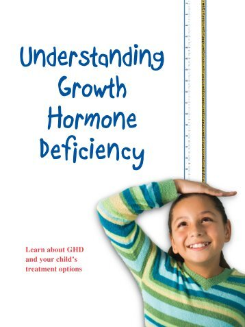 Understanding Growth Hormone Deficiency - Tev-Tropin