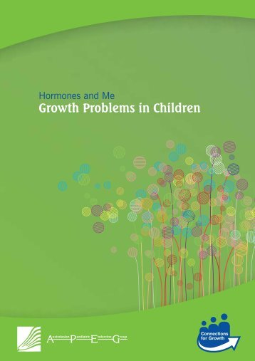 Hormones And Me Growth Problems In Children - APEG