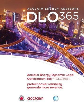 (DLO365). - Acclaim Energy Advisors