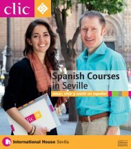 Spanish Courses in Seville