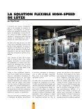 UNE SOLUTION SOUPLE DANS L - Friedrich Lütze GmbH - Page 5