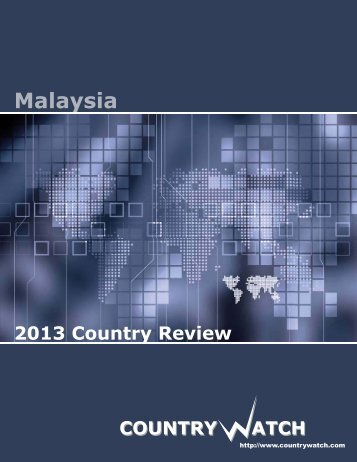 Malaysia - CountryWatch