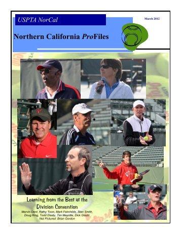 March 2012 Newsletter - USPTA Norcal