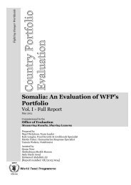 WFP Somalia CPE - alnap