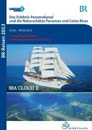 B1-Sea CloudII-Panama - Bayern 1 Radioclub