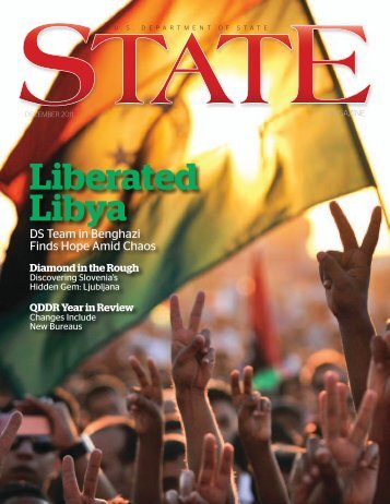 Liberated Libya - US Department of State