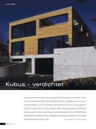 Wohnrevue - m3-Architekten AG