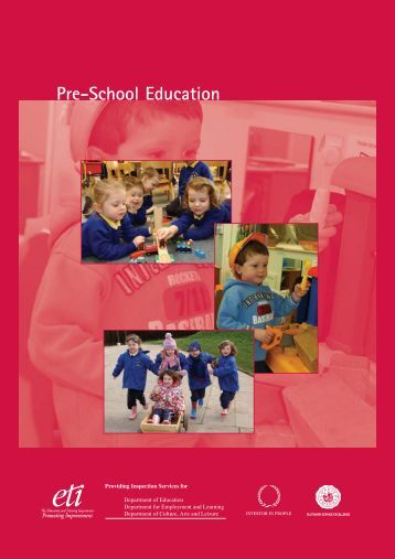 Pre-School Education - Access to Research Resources for Teachers