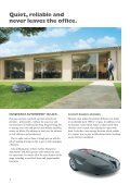 HUSQVARNA AUTOMOWER® - Page 4