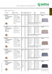 01 EASY®- Terrassenplatten aus Granit BRAVO Granit EASY ...