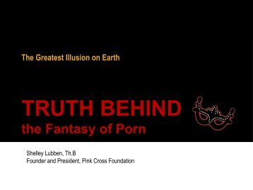 The Fantasy Of Porn - Convergence Summit
